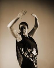 Duende flamenco - Albane Mathieu-Fuster Le Chemin du Duende Caña