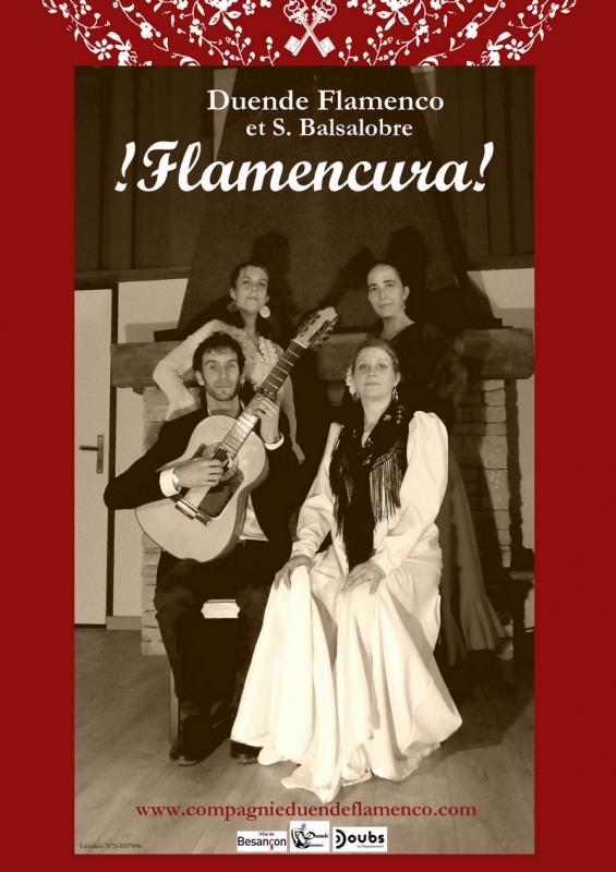 Affiche flamencura a3 web