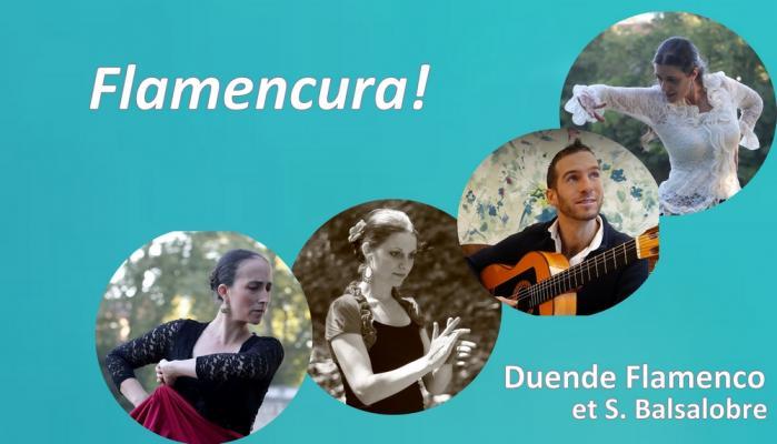 Affiche flamencura comp