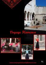 Affiche voyage flamenco web duende flamenco