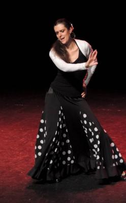 Albane mathieu fuster taranto le chemin du duende duende flamenco