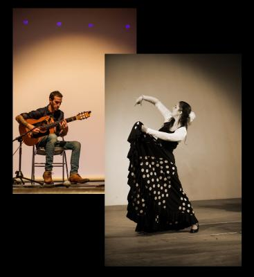 Atelier flamenco albane et sidney