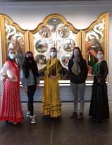 Au musée des beaux arts - Ce qui nous lie - Duende Flamenco