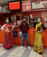 Cinema beaux arts - Ce qui nous lie Duende Flamenco