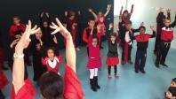 Classe cp et clex ecole fanart parcours culturel 2018 duende flamenco 16
