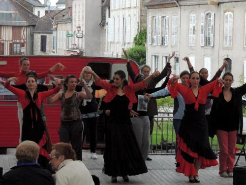 Decouverte du flamenco st yrieix