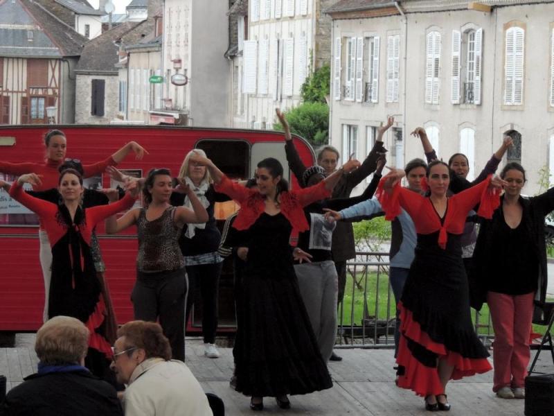 Decouverte du flamenco st yrieix