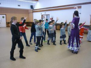 Duende flamenco au centre aere chaffois 4