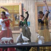 Duende flamenco ce qui nous lie au musee des beaux arts