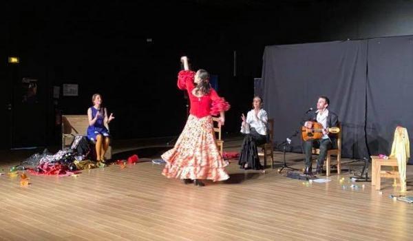 Duende flamenco les murmures a l oreille 1