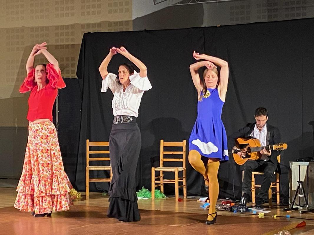 Duende flamenco murmures oreille bouclans