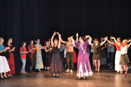 Fraisans flamenco3