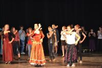 Fraisans flamenco