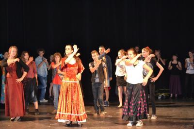 Fraisans flamenco6