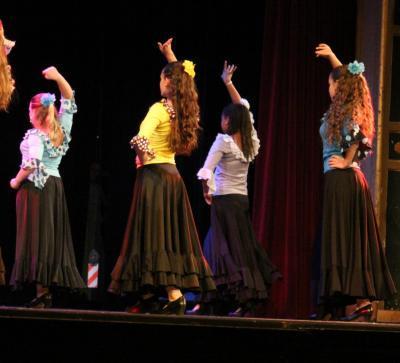 Gala 2015 ecole flamenco
