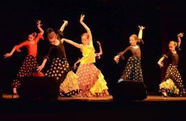 cours et stages enfants Besançon - Ecole Flamenco Albane Mathieu-Fuster