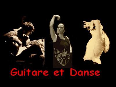 Guitare et danse avec titre