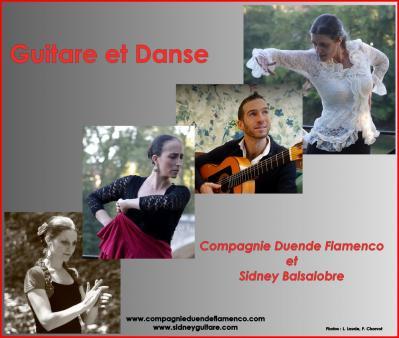 Guitare et danse web