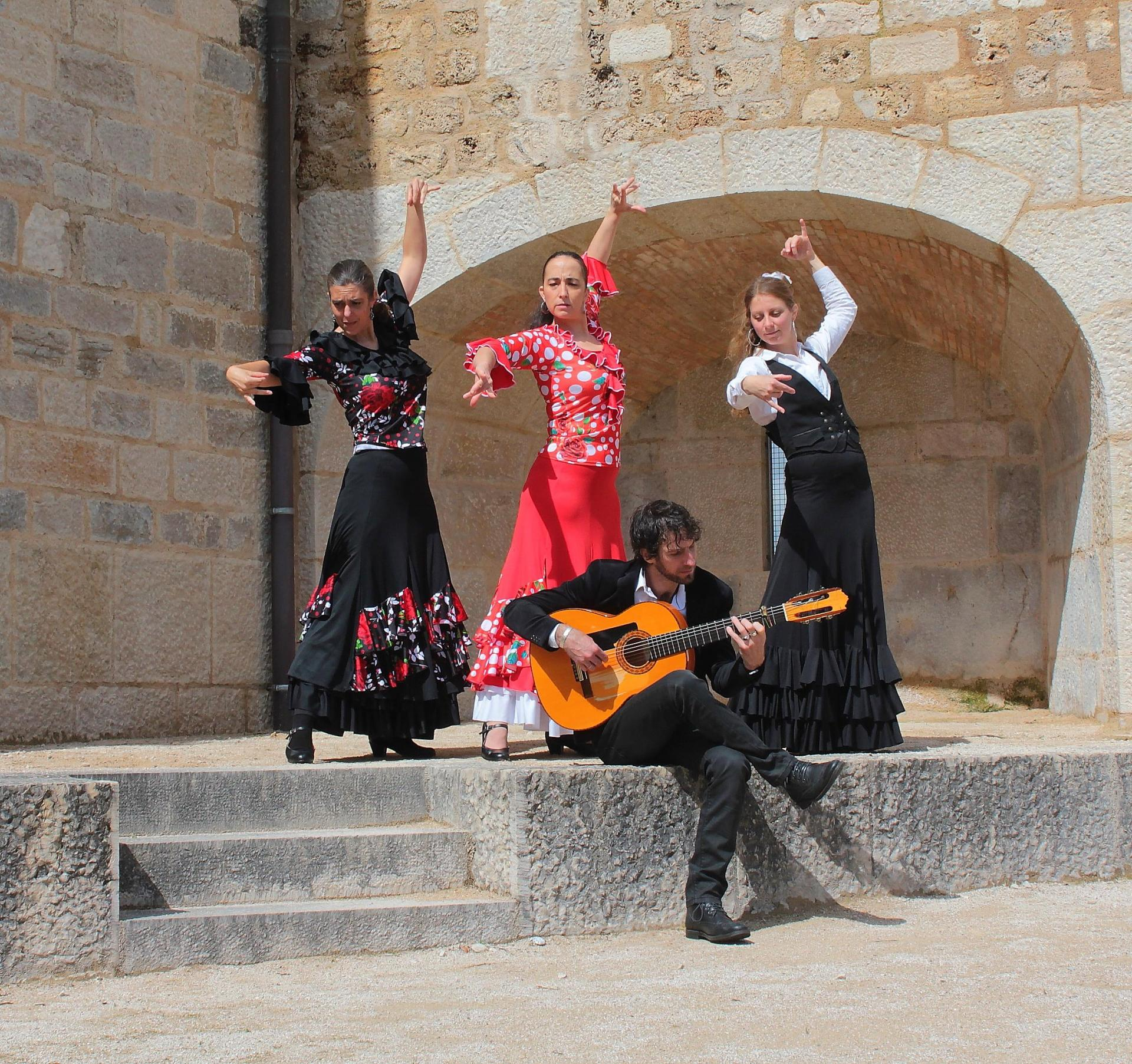 L invitation au voyage duende flamenco citadelle besancon 210821