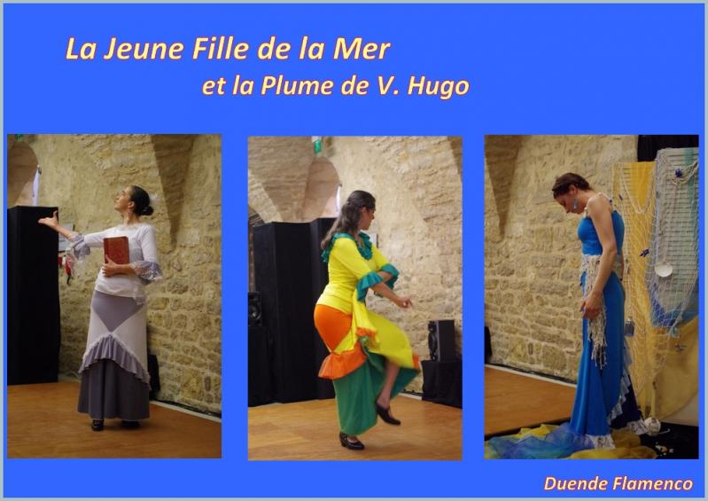 La jeune fille de la mer duende flamenco photos comp