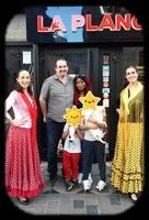 Restaurant La plancha - Duende Flamenco Ce qui nous lie