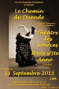 Le chemin du duende cie duende flamenco