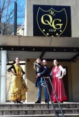 Le qg club avec matthieu