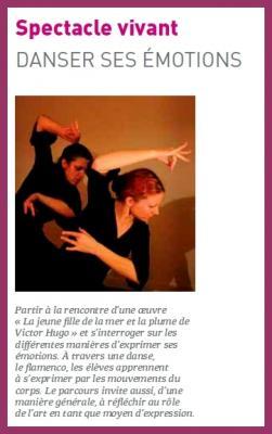 Parcours culturel danser ses emotions duende flamenco 1