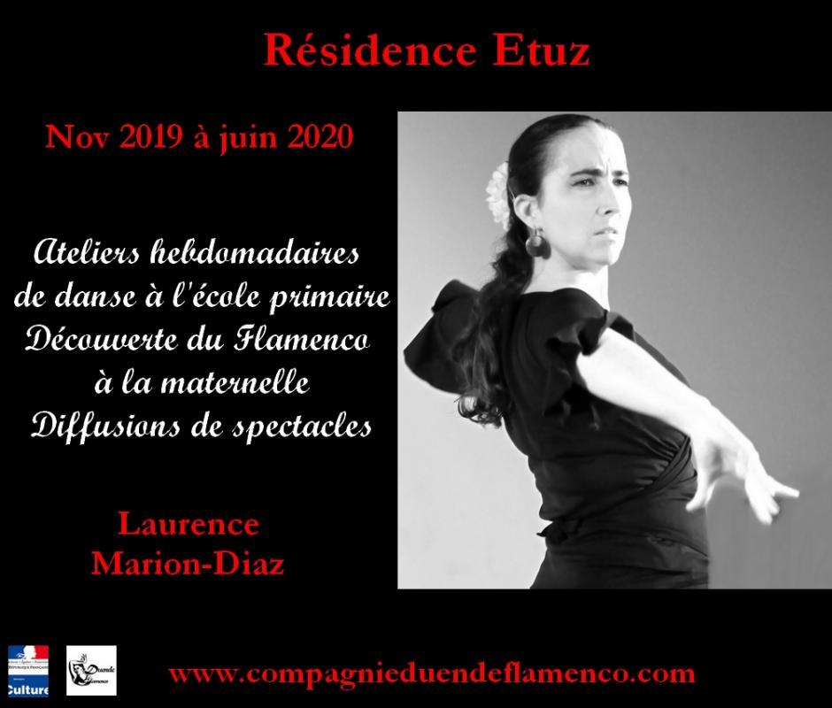 Residence etuz 2019 2020 duende flamenco web
