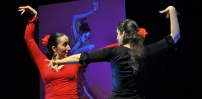 Sevillanes duende flamenco