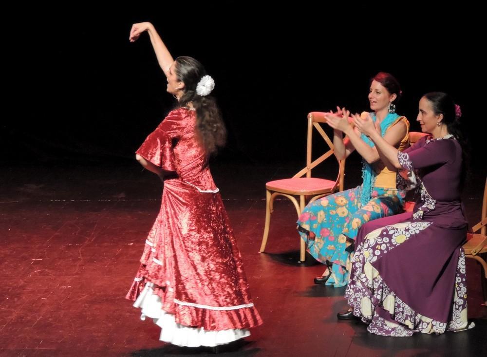 A la Découverte du Flamenco