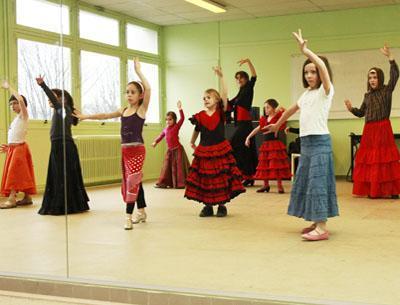 Vacances flamenco 2011