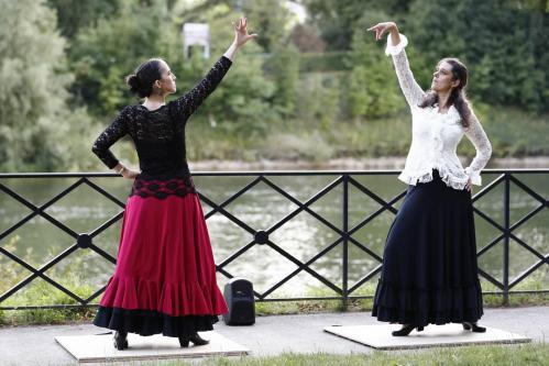 Voyage flamenco Besançon