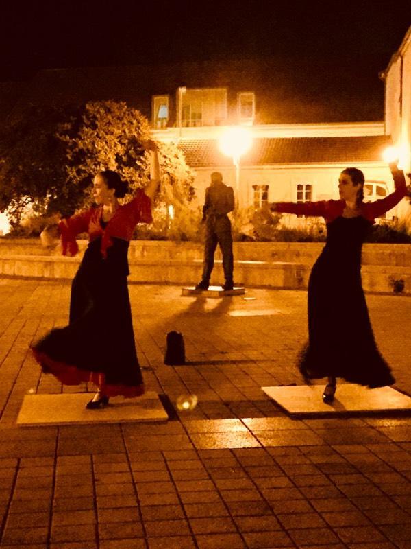 Voyage flamenco 2018