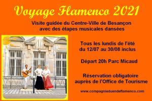 Voyage flamenco 2021