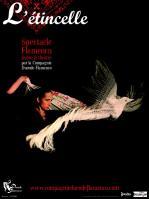 Web affiche l etincelle duende flamenco
